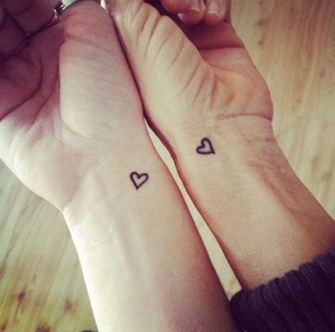 tatuagem para mãe e filha 17