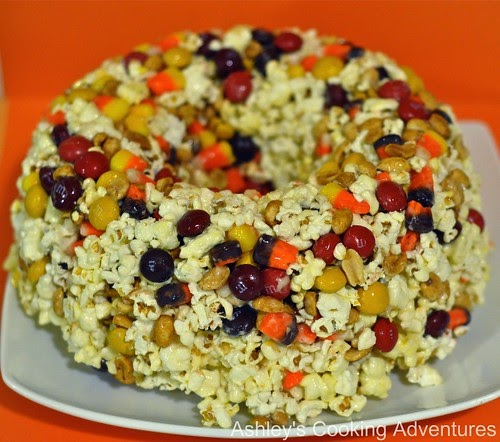Rice Krispie Treats With Peanuts