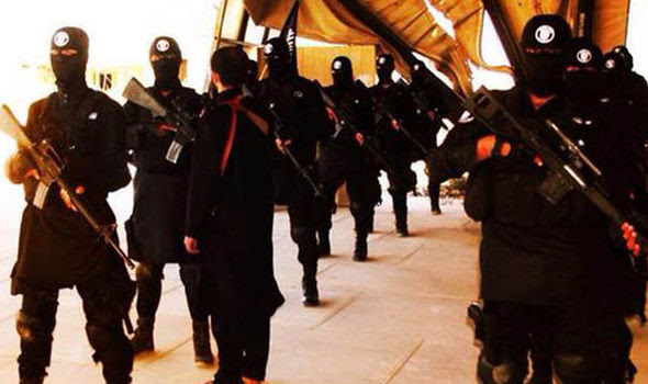 Risultati immagini per islamic state special forces
