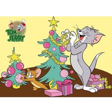 Buy Tom Jerry Paintings And Get Free Shipping On Aliexpresscom