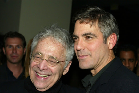 'King of Daytime TV (& supposed CIA assassin) Chuck Barris dies at 87