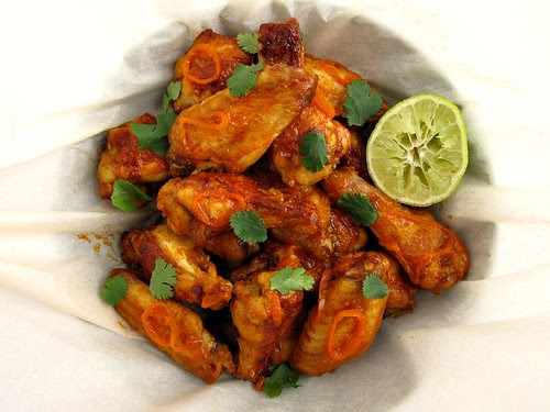 kumquat chicken wings