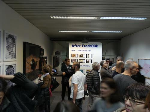 C'è gente al #SetUpArtFair di Bologna by Ylbert Durishti