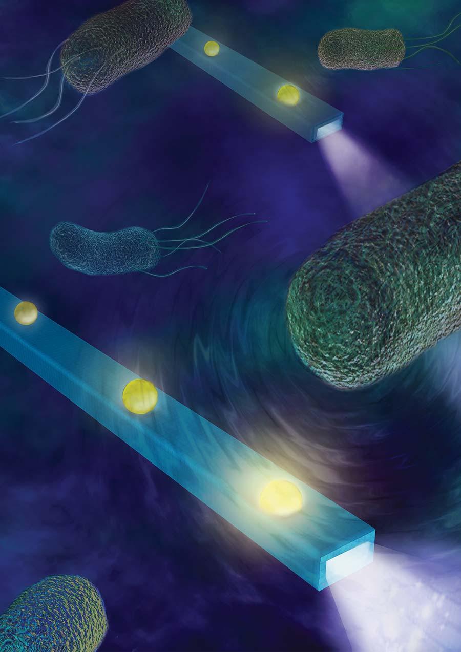 nano optical fibers