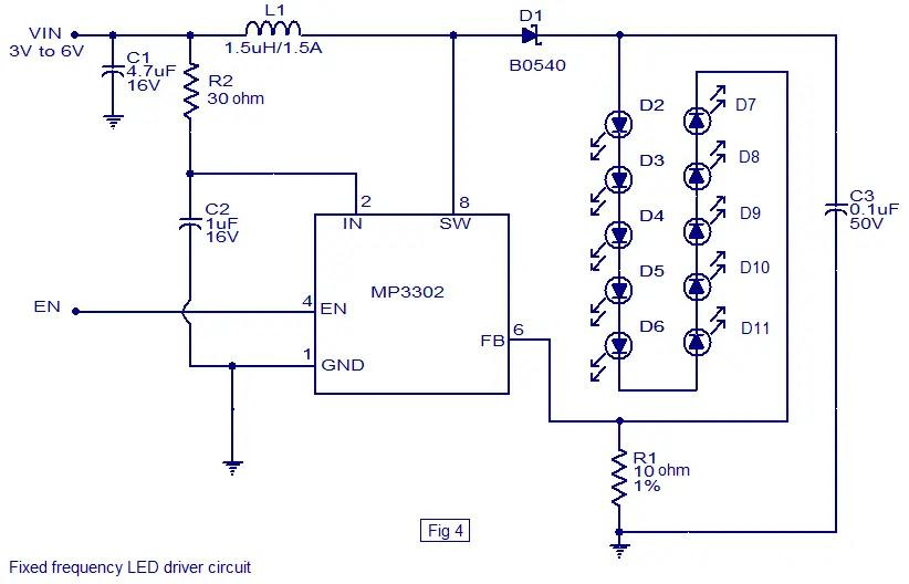 LED driver IC