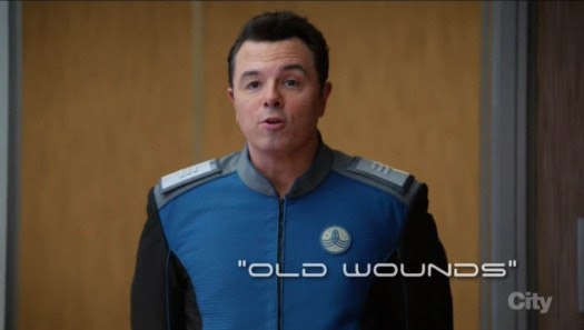 69 Images That Judge Every Joke on the Orville (And Other Observations)