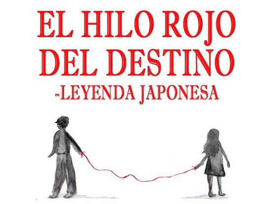 La Leyenda Del Hilo Rojo Del Destino Conócela