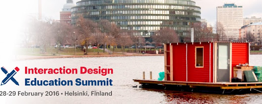 The IxD Education Summit: It's not only for academics — Interaction Design Education