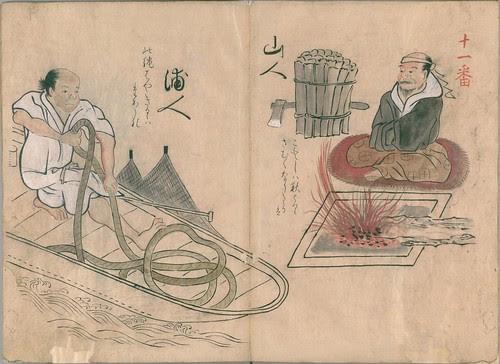 Japanese Folk Craft (NDL) k