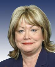 {{w Ellen Tauscher}}, U.S. Congresswoman.