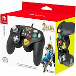 Switch Battle Pad Wired Controller - Zelda (Hori)