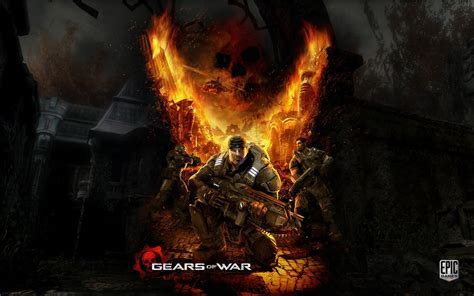Gears of War Game Wallpapers   HD Wallpapers   ID #9954