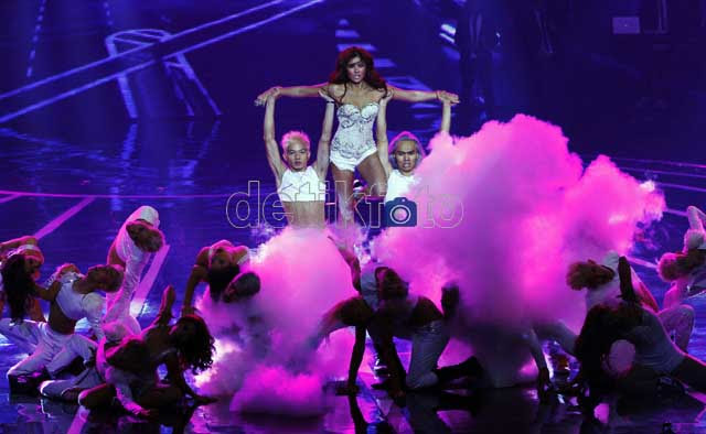 Agnes Monica Semakin 'Hot'