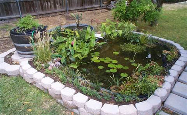 73 Backyard And Garden Pond Designs And Ideas
