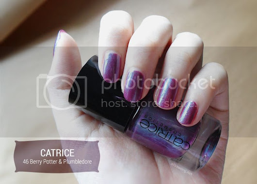 Catrice 46 Berry Potter & Plumbledore