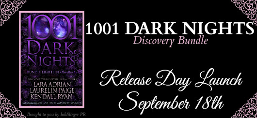 1001 Dark Nights Discovery Bundle Release Day Launch