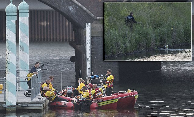Body of newborn baby discovered in River Taff