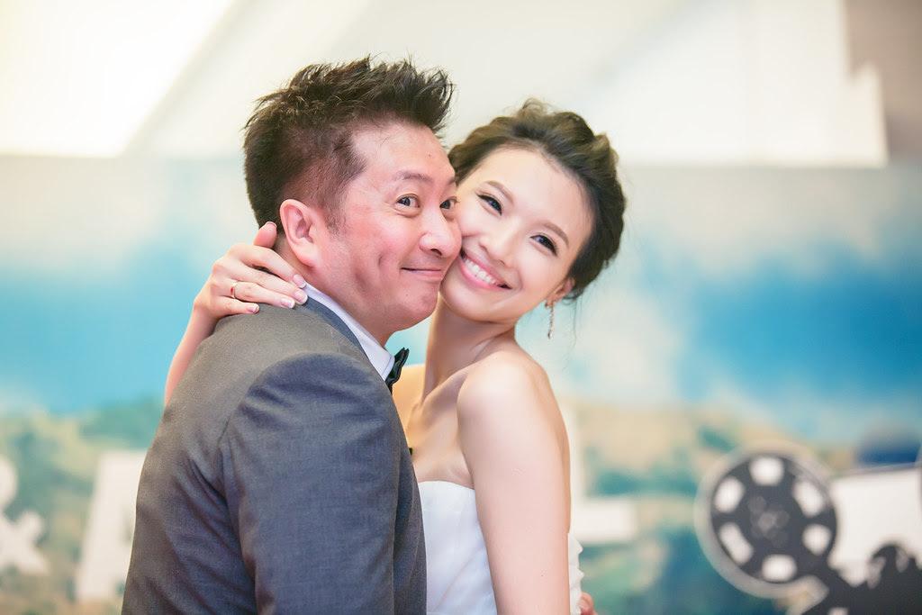 開文&美倫 浪漫婚禮 (78)