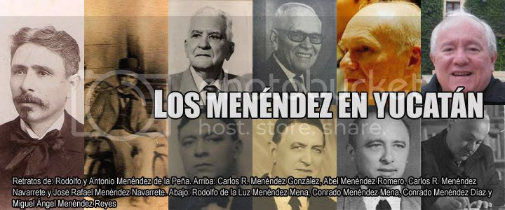 Los Menéndez en Yucatán