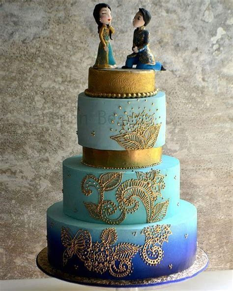 Indian Wedding Cakes   Wedding Cake Designs   Photo