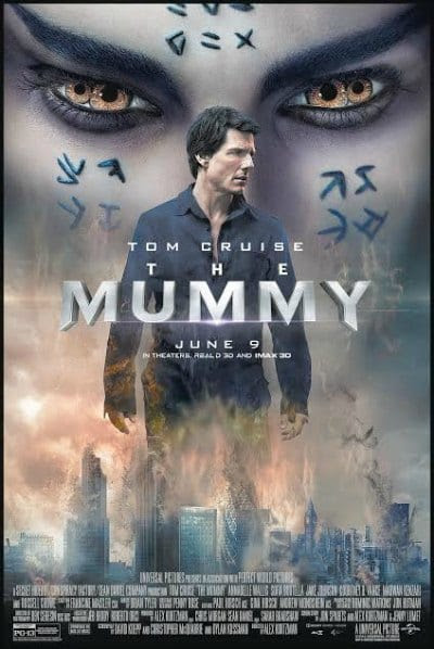 WIN Advance Screening Passes to THE MUMMY! – BackstageOL.com