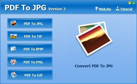 Pdf2jpg Convert Pdf To Jpg Or Other Image Formats Quickly