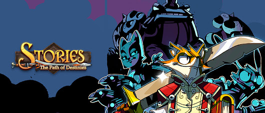Play Stories: The Path of Destinies on SHIELD with GeForce NOW | SHIELD Blog