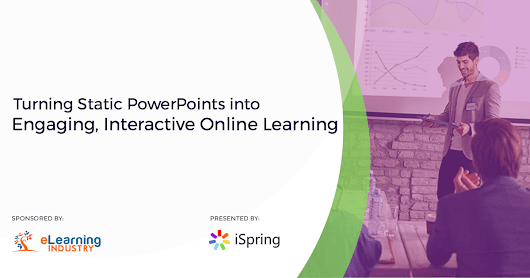 Turning Static PowerPoints Ιnto Engaging, Interactive Online Learning: A Comprehensive Approach