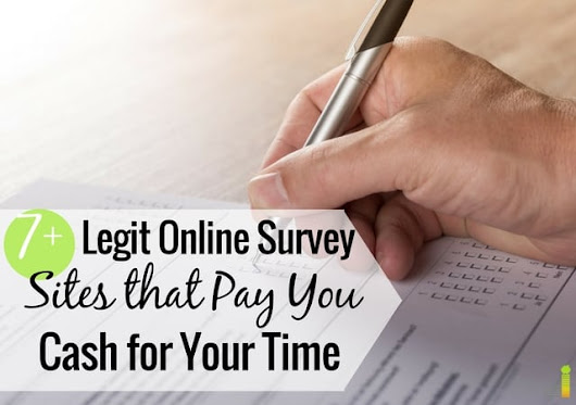 How to Tell If a Survey Company is Really Legit - Frugal Rules