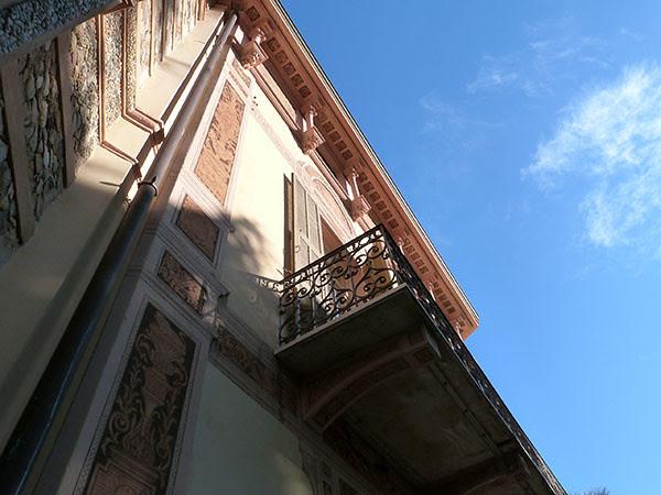 balcon villa Nobel
