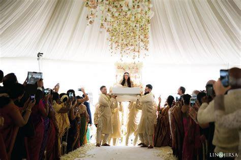 Hyatt Regency Huntington Beach Indian Wedding Ceremony