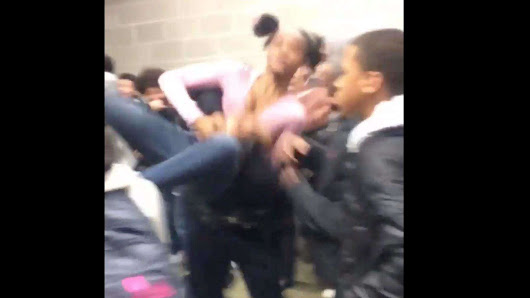 VIDEO Officer Slams Girl to Ground at Rolesville High School in N.C.