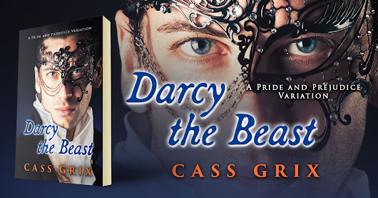 Showcase Spotlight: Darcy the Beast by Cass Grix - Beetiful Custom and Predesigned (Premade) Book Covers