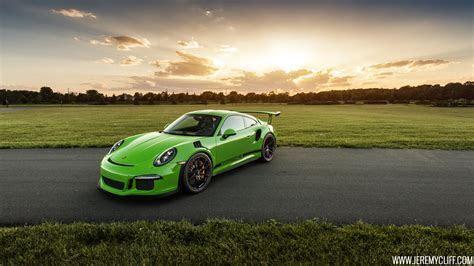 Porsche 911 GT3 RS   Jeremy Cliff