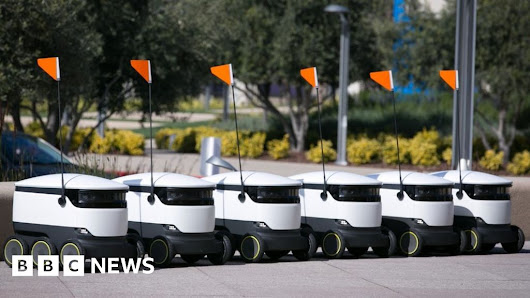 Robot company plans 1,000 delivery bots