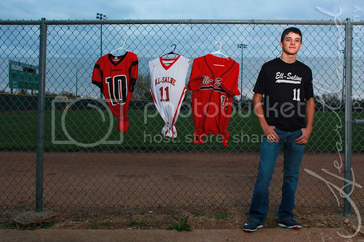 {Salina Senior Portraits} Spencer