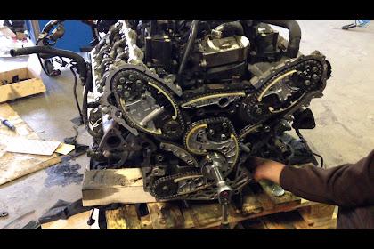 Audi 30 Tdi Engine Timing Chain