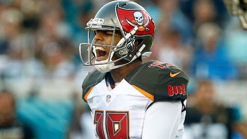TB Buccaneers ↔ON↔ R- K/Roberto Aguayo ↕↕↕↕ FANS Booooing 😲😨