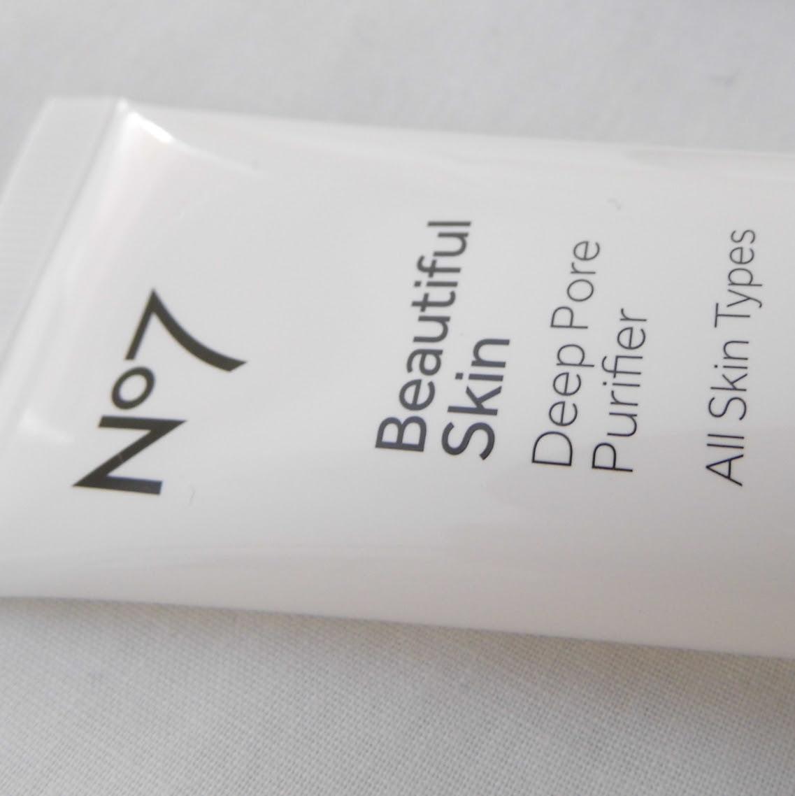 Boots No7 Beautiful Skin Deep Pore Purifier