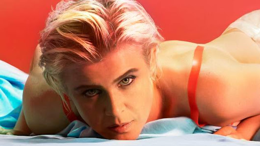 Honey, it's the much welcomed return of pop goddess Robyn