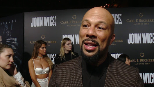 John Wick Chapter2 US Premiere Common - Future Previews