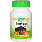 Nature's Way Activated Charcoal Capsules - 100 count, 280 mg each