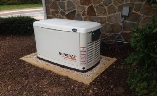 Get Prepared With a Standby Generator | Southern Chester County Electric