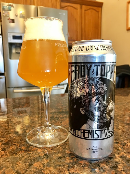 842. The Alchemist – Heady Topper