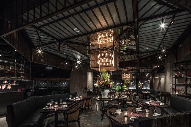 Desain  Cafe  Klasik  Penampilan Tempat Hangout yang
