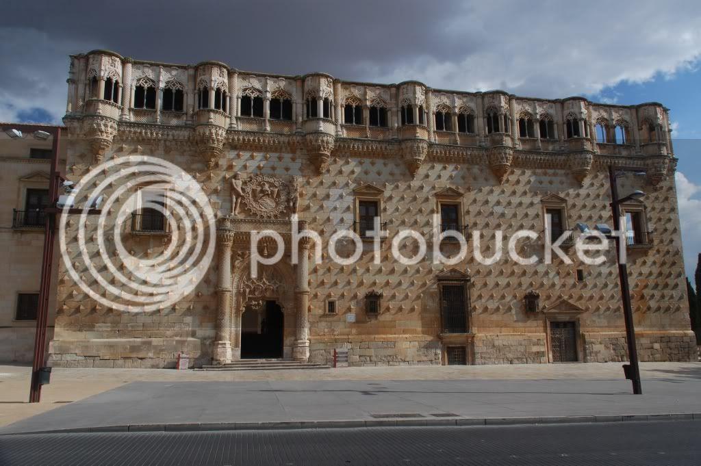 Palacio del Infantado. Guadalajara. 2009