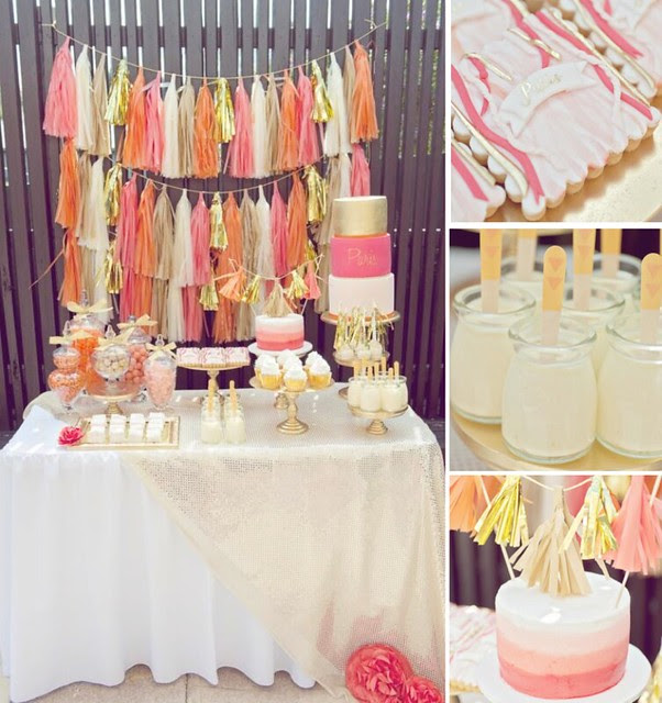 Orange-Pink-Gold-1st-birthday-party-via-Karas-Party-Ideas-karaspartyideas.com-orange-pink-gold-1st-birthday-party