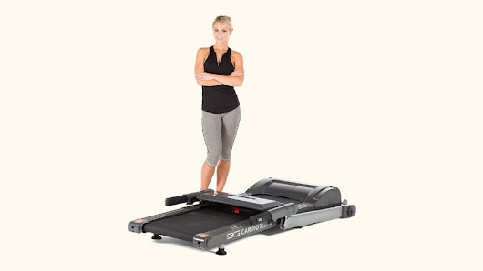 Best Fold-flat Treadmill : The 3G Cardio 80i Review