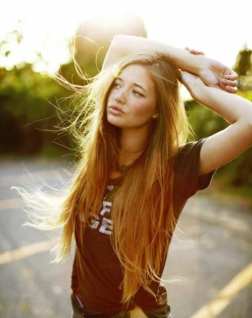 Cool Hairstyles Long Hair Page 1