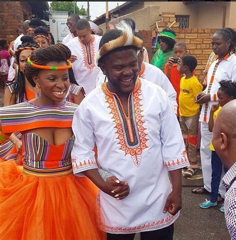 SA?s Top 5 Best Celeb Traditional Weddings ? Youth Village